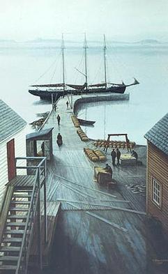 Ashbourne's Wharf